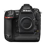 Used Nikon D5 XQD DSLR Camera Body - Good