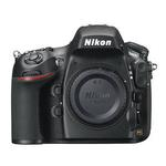 Used Nikon D800 Digital SLR Camera Body [D] - Good