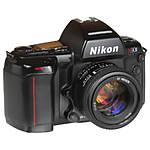Used Nikon N90S 35mm SLR - Good