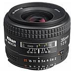 Used Nikon AF Nikkor 35mm f/2D - Good