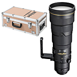 Used Nikon AF-S 500mm f/4 G VR w/ CT-504 Case [L] - Good