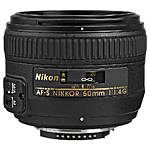Used Nikon 50mm f/1.4G - Good