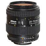 Used Nikon 28-70 F/3.5-4.5D [L] - Good