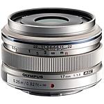 Used Olympus M Zuiko Digital 17mm f2.8 (Silver) - Good