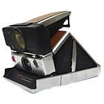 Used Polaroid SX-70 Sonar Black - Good