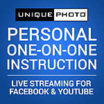 Personal One-on-One Live Streaming Instruction