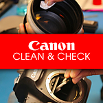 Canon Clean and Check Service