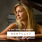 A Day with Joe Brady: Portrait Editing in Lightroom and Photoshop