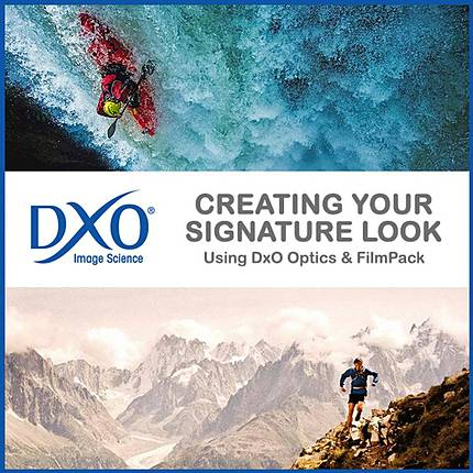 Creating Your Signature Look Using DxO Software with Hector Martinez
