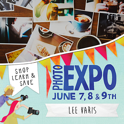 EXPO: Portfolio Reviews with Lee Varis (Fujifilm)