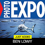 EXPO: Underwater with Ben Lowy (Sony)