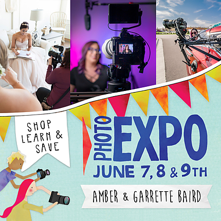 EXPO: Building Your Story with Audio with Amber and Garrette Baird (Sony)