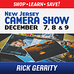 NJCS: Friday Portfolio Reviews with Rick Gerrity (Panasonic)