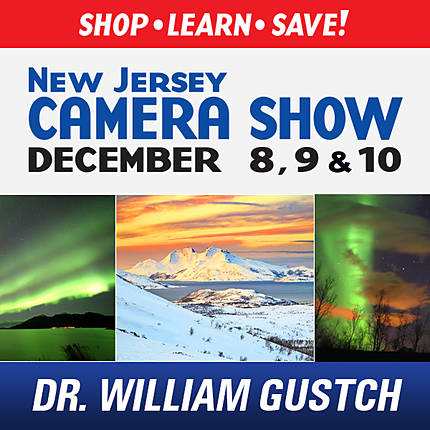 NJCS: Arctic Landscapes and Northern Lights with Dr. William Gutsch