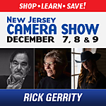 NJCS: Capturing the Soul of Your Subject in a Portrait with Rick Gerrity