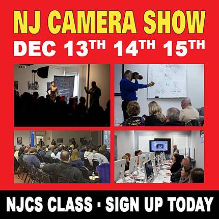 NJCS: Landscape Photography with Ken Hubbard and Tamron