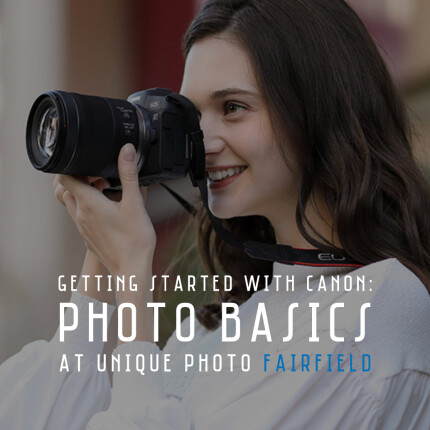 Getting Started with Canon Photography Basics (Canon)