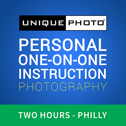 Personal One-on-One Instruction (2 Hours - Philly)