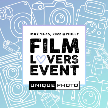 Film Lovers Event at Unique Photo (Philly)