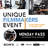 Unique Filmmakers Event: Monday Pass with Networking Social