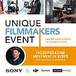 Incorporating Movement in Your Video with Michael Rubenstein