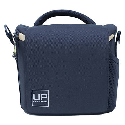 Unique Photo Shoulder Bag VK22BK Black