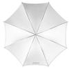 Westcott 32 Inch White Optical Satin Umbrella