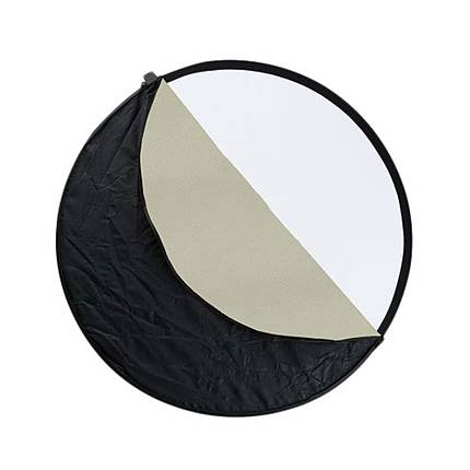Westcott Collapsible 5-in-1 Reflector Kit with Sunlight Surface 40in
