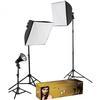 Westcott uLite 3-Light Softbox Kit