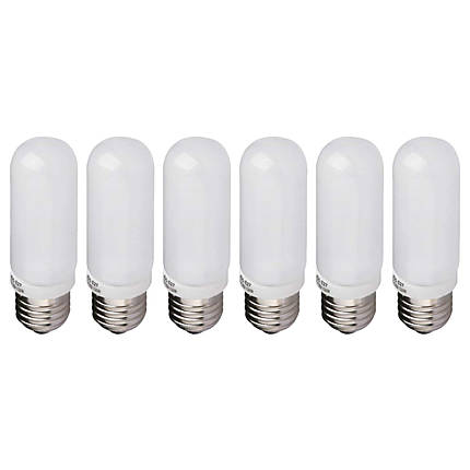 Westcott 150watt (6 Pack) Tungsten Halogen Lamps