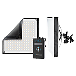 Westcott Flex Cine Bi-Color LED X-Bracket Kit (1 x 1)