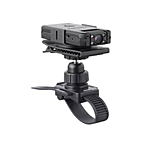 Wolfcom Bike Mount with Threaded Venture Clip for Venture Body Worn Camera