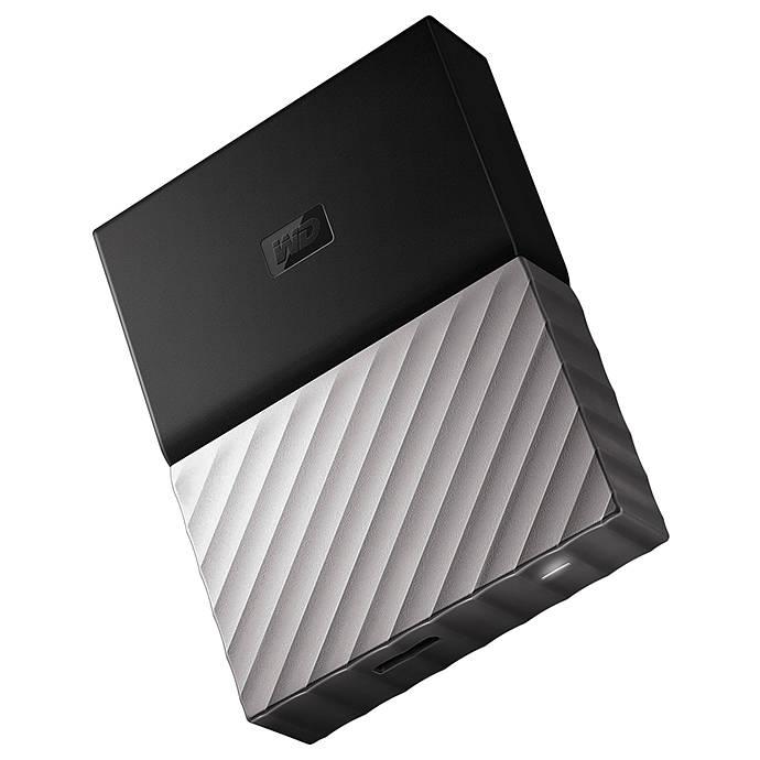 Western Digital 2TB My Passport Ultra USB 3 0 External Hard Drive (Black/Gra