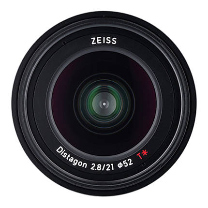 Zeiss Loxia 21mm f/2.8 Sony E-Mount Full Frame Wide Angle Lens