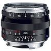Zeiss C Sonnar T 50mm f/1.5 ZM Standard Lens - Black