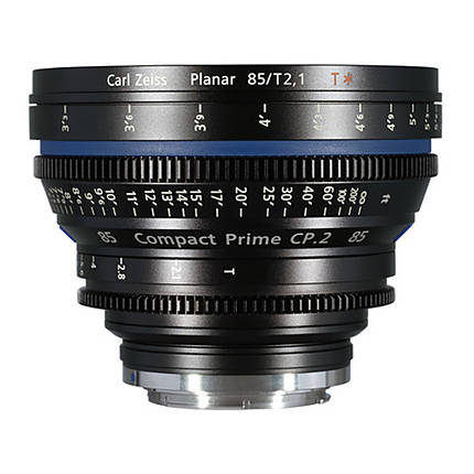 Zeiss Compact Prime CP.2 85mm/T2.1 Cine Lens - EF Mount
