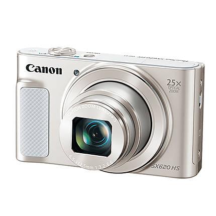 Canon PowerShot SX620 HS Digital Camera - Silver