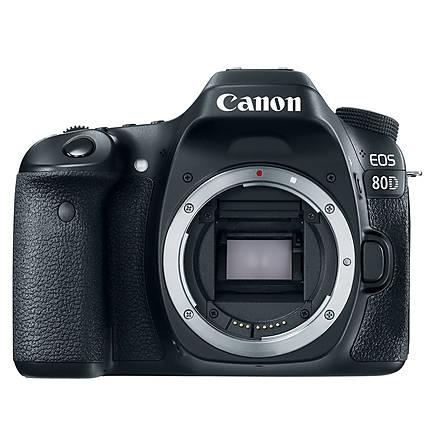 Canon EOS 80D Digital SLR Camera - Body Only