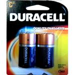 Duracell C 2-PK Alkaline Battery (Imported)