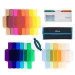 Expoimaging Lighting Filter Kit Universal 3X 2.5 In (Set Of 20)