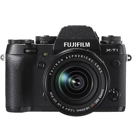 Fujifilm X-T1 16.3MP Mirrorless Camera with XF 18-55mm OIS Lens-Black