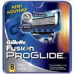 Gillette Fusion ProGlide Blades 8-Pack