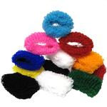 Hair Band Scrunchies Assorted Colors 12pk (Buy 12 x 12pk For Best Price)