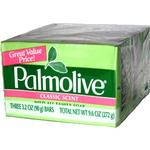 Palmolive Bar Soap 3pk x3.2oz