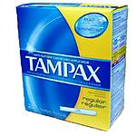 Tampax Tampons 20pack Regular